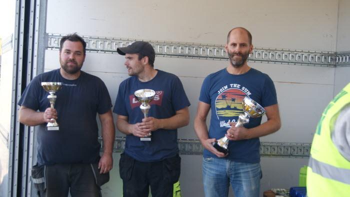 Vinnare i Axberg-Ervalla traktorrace 2018