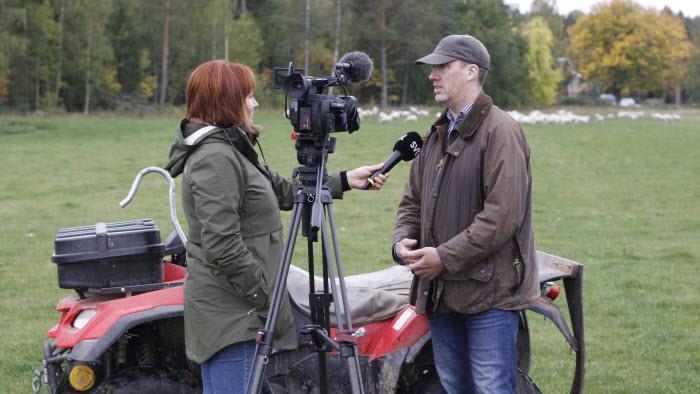 Tomas Olsson, Norrby gård