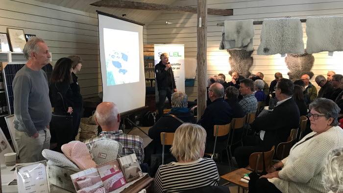 LRF informerade om solceller på Greppstad