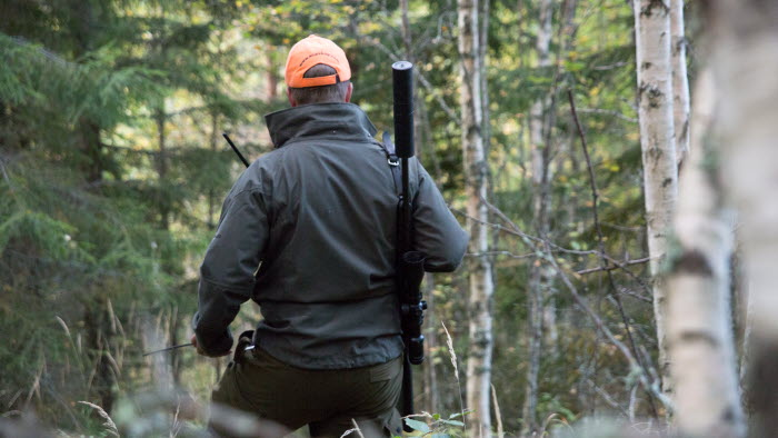 Jakt i Västernottland