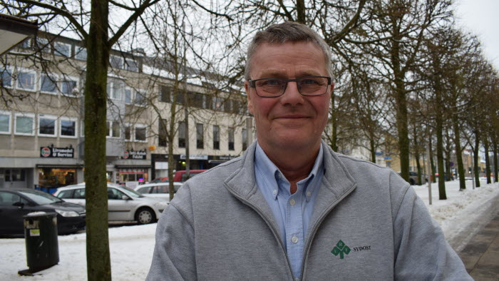 Håkan Lundgren, LRF Sydost, 2018