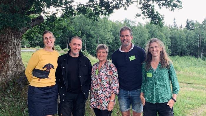 Skogens mångbruk projektgrupp