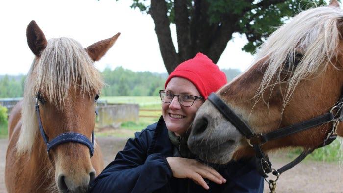 Kajsa Lander, Hållbarhetsambassadör LRF Värmland
