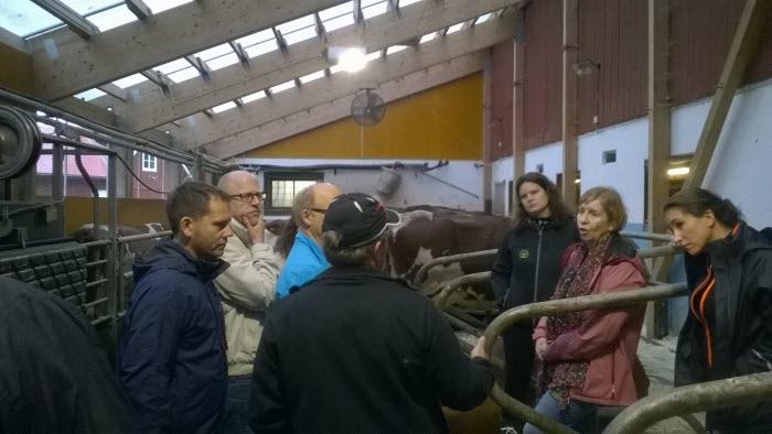 Politikerträff Oskarshamns kommungrupp, v 39-40, tema lantbrukarens utmaningar
