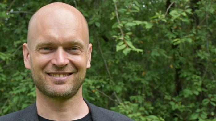 Porträtt Jens Berggren hållbarhetsexpert LRF