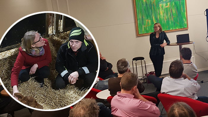 Kristina Yngwe i Ljungby