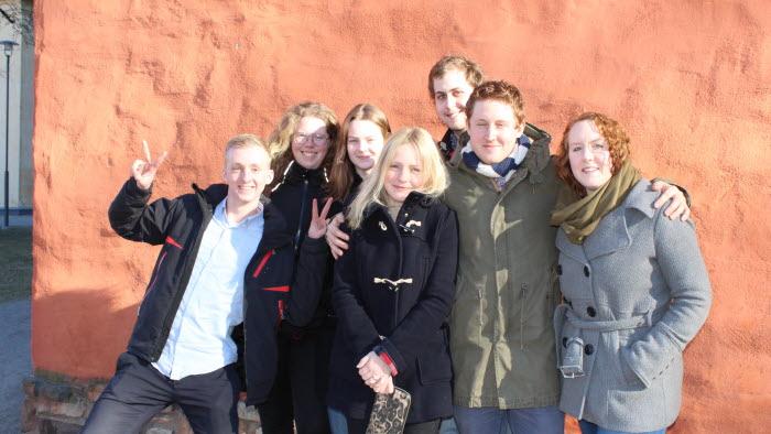 Styrelsen i LRF Ungdomen Sydost 2017