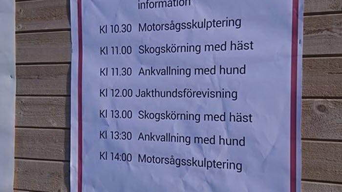 Bondens Marknad Karlsborg 2018