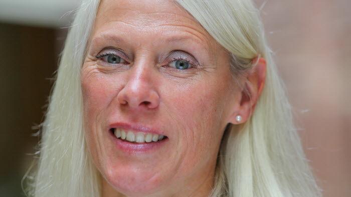 Ingrid Eilertz, ny branschchef på LRF