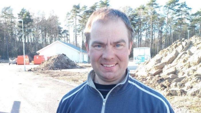 Anders Claesson ledamot i LRF Hallands regionstyrelse