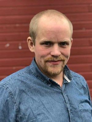 Pär Antonsson, ledamot regionstyrelsen LRF Västerbotten