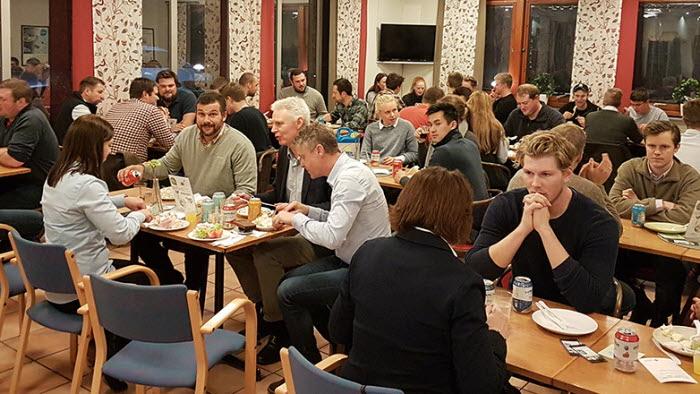 Den 1 november 2018 arrangerades en träff med LRF ungdomen i Östergötland och Lantmännen Östergötland