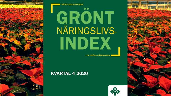 grönt näringslivsindex q4 2020