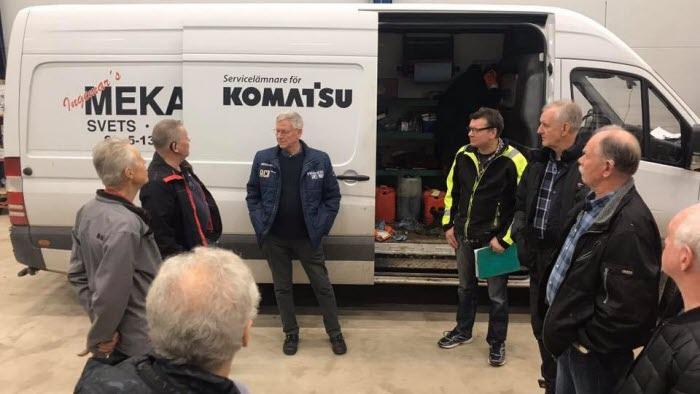 Årsmöte med Vänga LRF