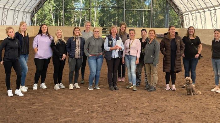 Elever BYS Verksamhetsledare inom hästrelaterade näringar