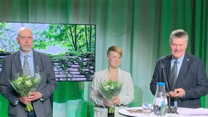 Stämma Sydost presidie och Håkan Lundgren