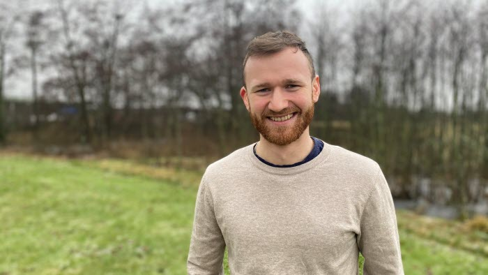 Robin Arvidsson, man, ungdom, LRF Ungdomen Halland
