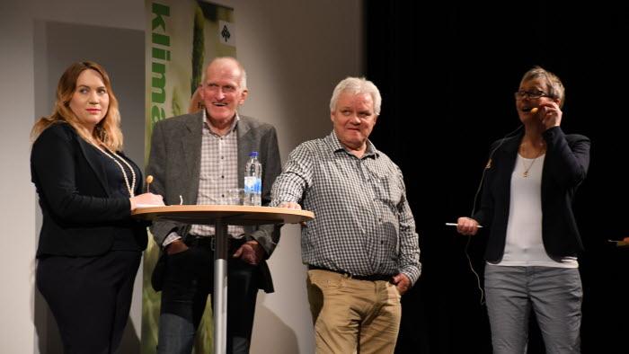 Stina Isaksson, Leif Tovstedt, Edenholm, Ragnarsson