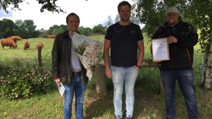 Årets nötköttsföretagare i Skåne 2020
