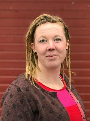 Josefin Lundberg, ledamot regionstyrelsen LRF Norrbotten