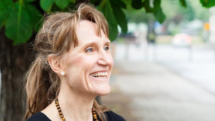 Jordbruksverkets nya generaldirektör Christina Nordin. Foto Anna Hållams