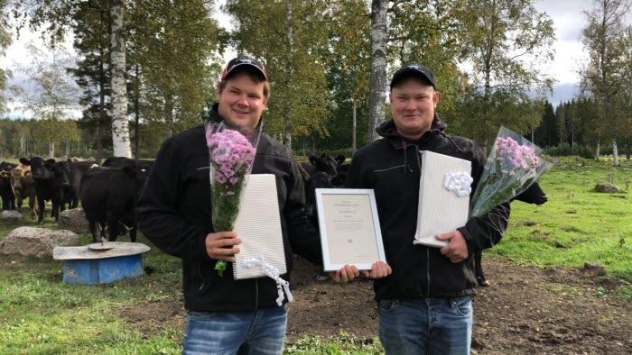 Årets nötköttsföretag i Gävleborg 2019
