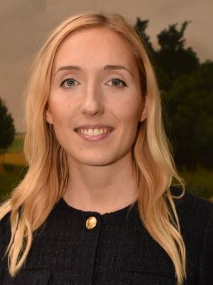 Cecilia Reje, landsbygdsexpert