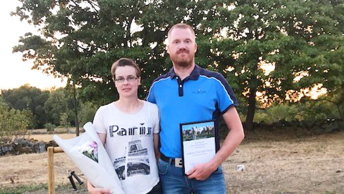 Årets nötköttsföretagare Kronoberg 2018