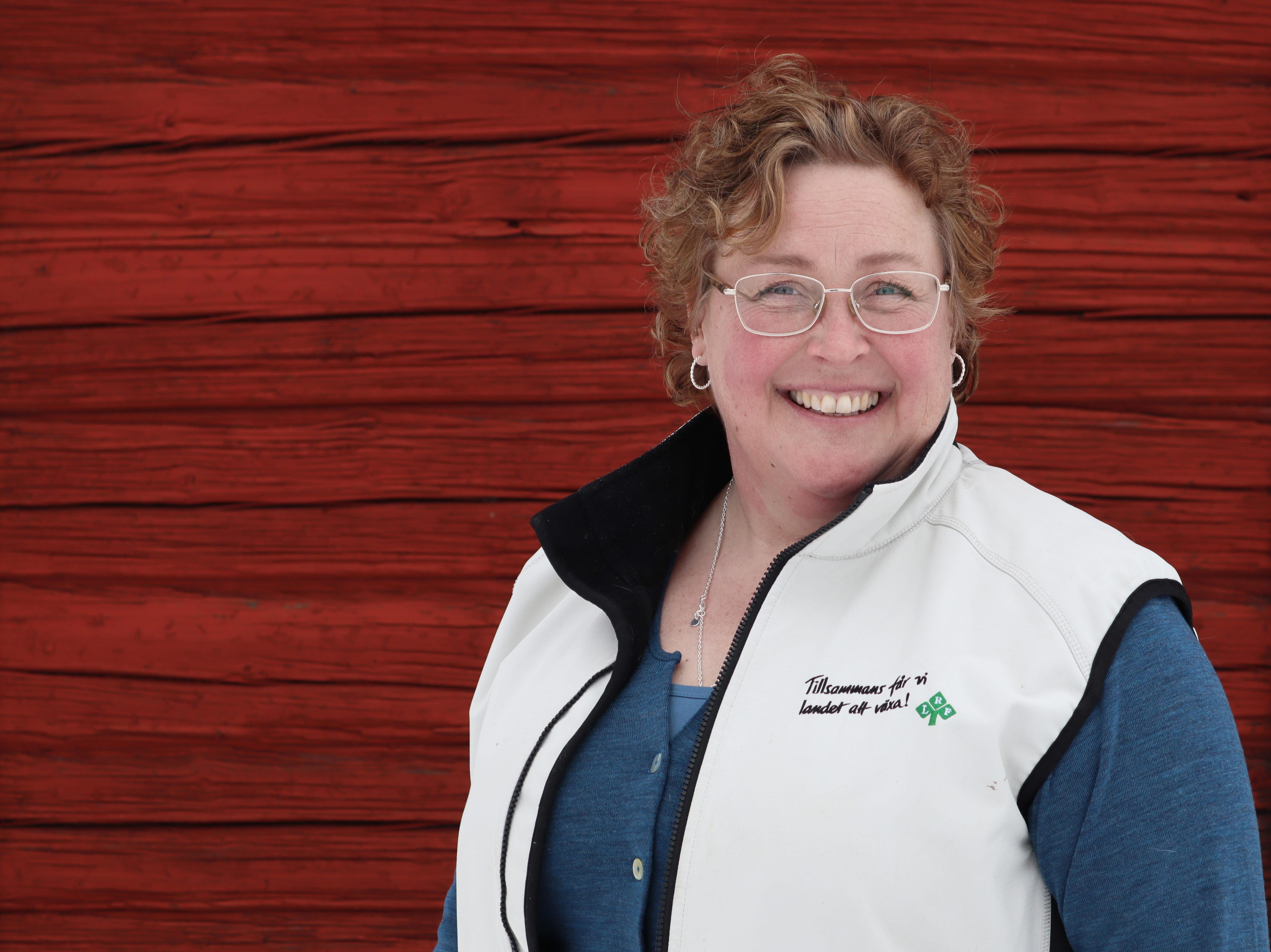 Jenny Karlsson, ordförande LRF Norrbotten