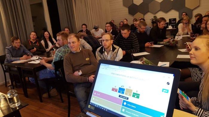 Årsmöte LRF Ungdomen Sjuhärad 2018