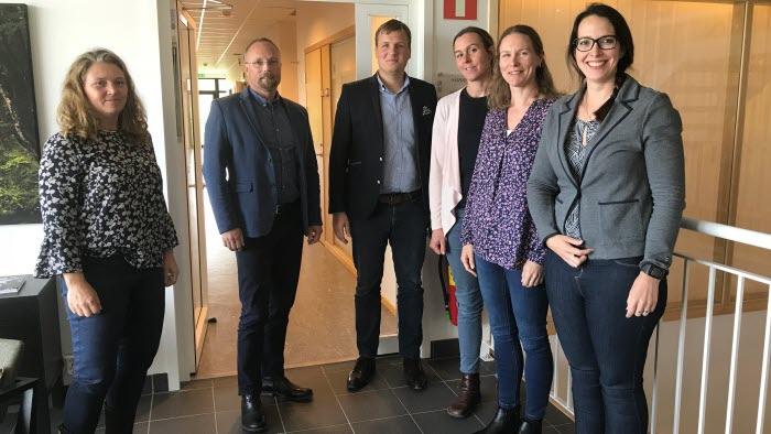 LRF Östergötland träffar KLS Ugglarps
