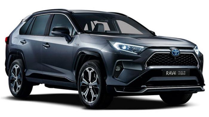 Toyota Rav4 plugin