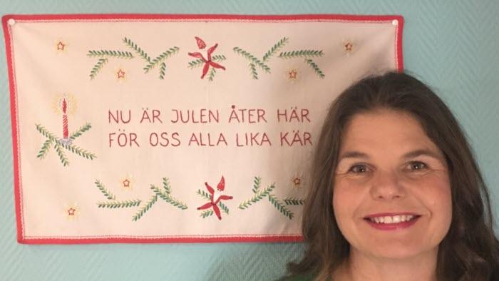 Sofia Karlsson, ordförande LRF VG