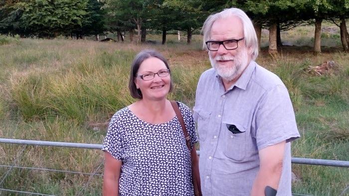 Årets nötköttsföretag Blekingen 2018, Stefan och Anita Ovesson
