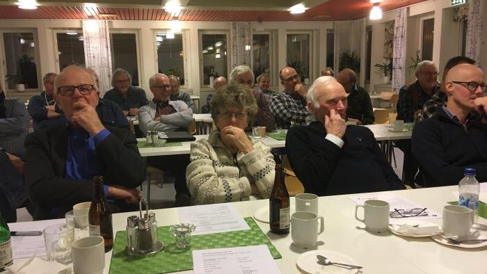 Årsmöte Uddevalla kom grp 2019
