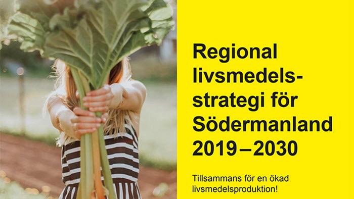 Livsmedelsstrategi Södermanland