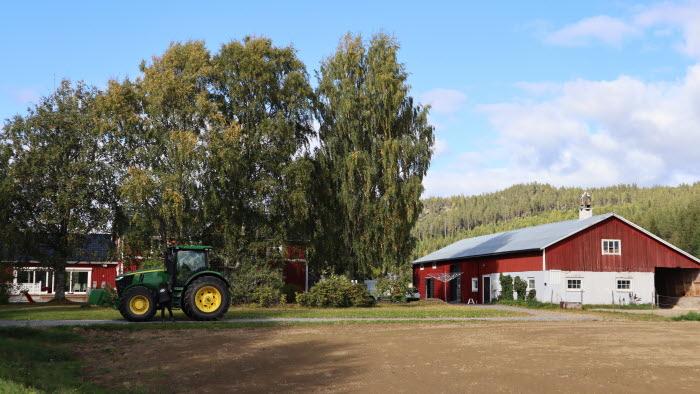 Lotta Folkessons gård i Selsberg, Västerbotten
