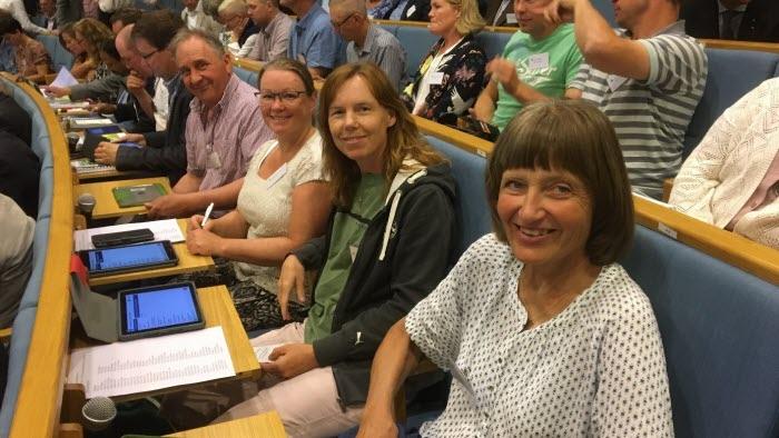 LRF Dalarna stämma, riksförbundsstämma 2018