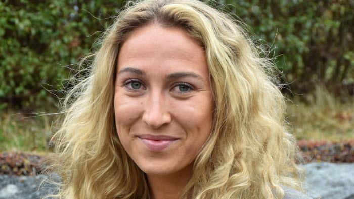 Elisabeth Hidén, LRF Ungdomens ordförande