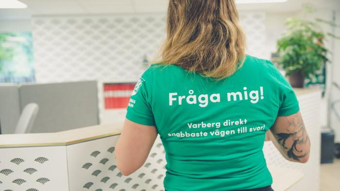 Fråga mig Varbergs kommun