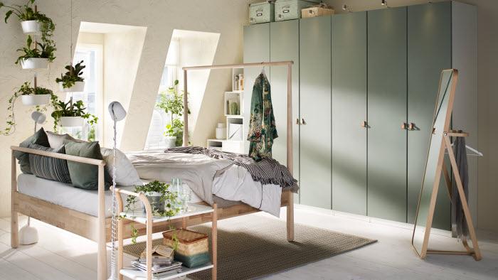 IKEA sovrum
